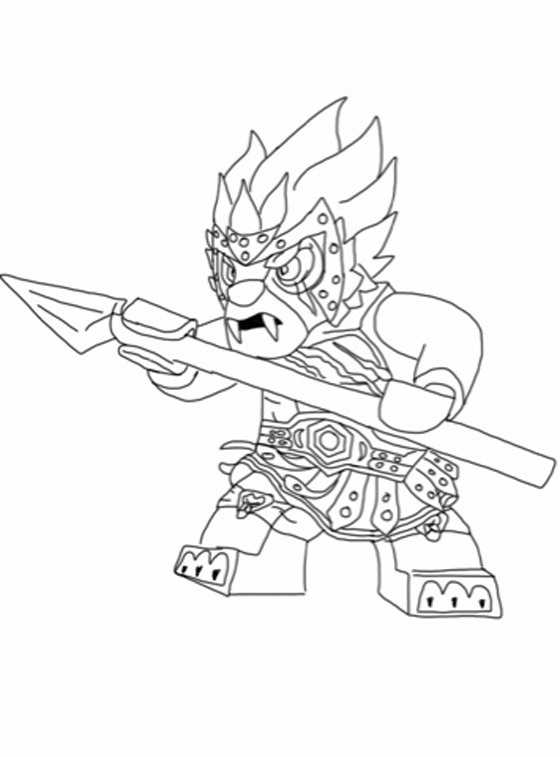lego chima coloring pages - photo#6